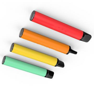 350mAh 1.2ohm Big Hit Ceramic Coil Disposable Vape Pen ND2r with Slim Style